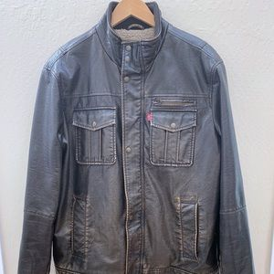 Levi's Men's Vegan Moto Jacket